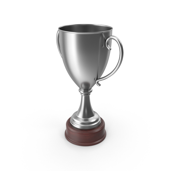 Silver Trophy PNG & PSD Images