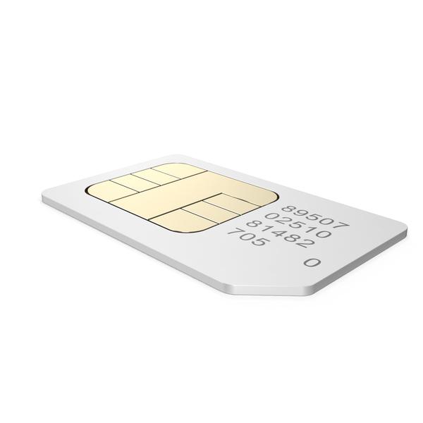 SIM Card PNG & PSD Images