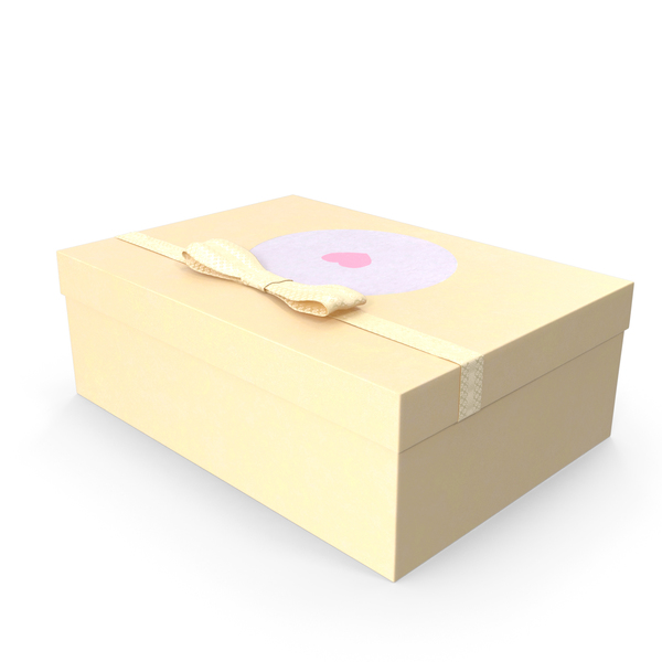 Simple Design Gift Box PNG & PSD Images