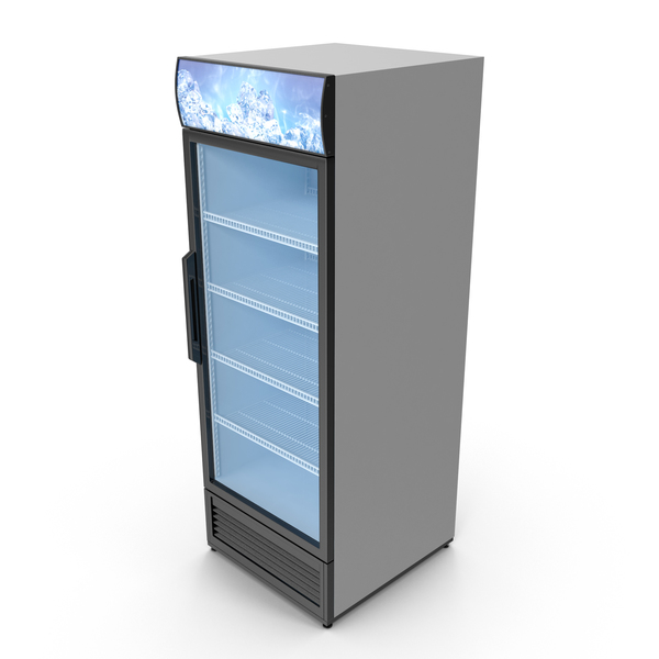 Single Door Refrigerator PNG & PSD Images