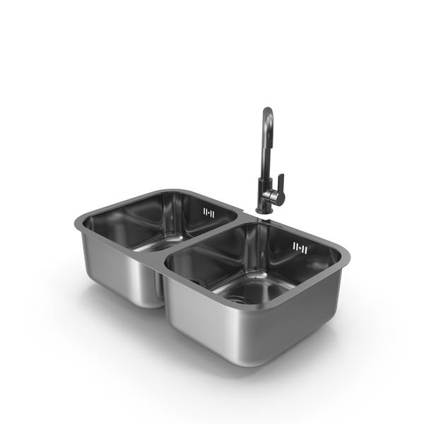 Sink Alba Mixer Smeg PNG & PSD Images