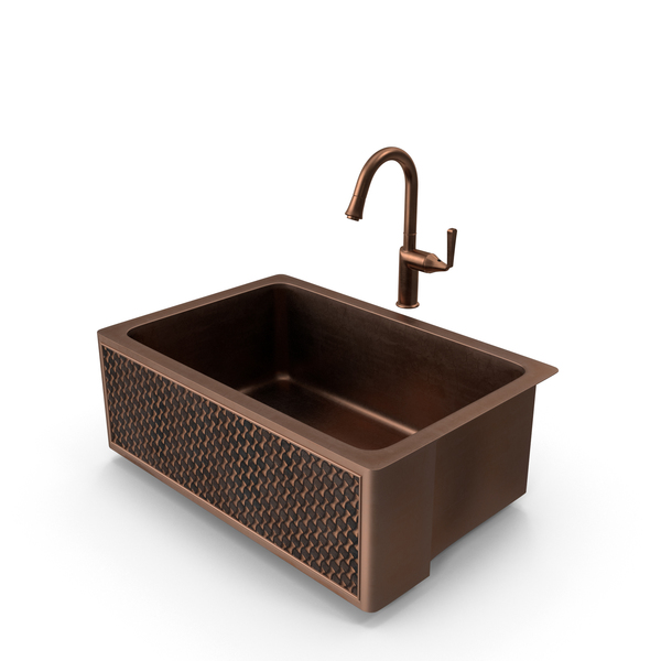 Sink Farmhouse Mixer Pieta PNG & PSD Images