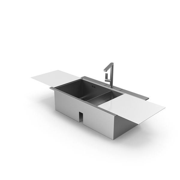 Sink Linea Mixer Smeg PNG & PSD Images