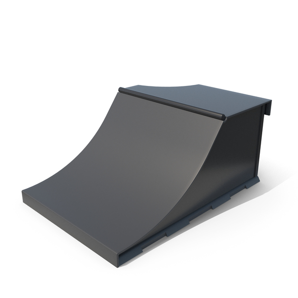 Skateboard Ramps Black PNG & PSD Images