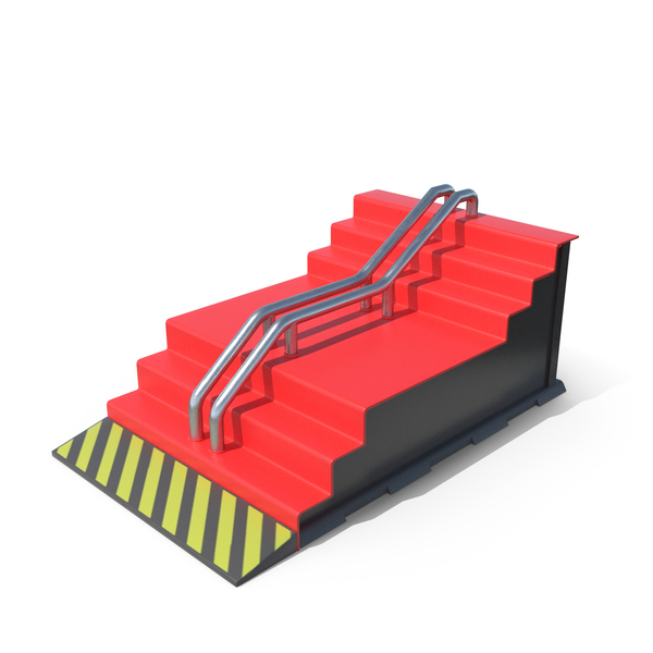 SkateBoard Ramps Part PNG & PSD Images