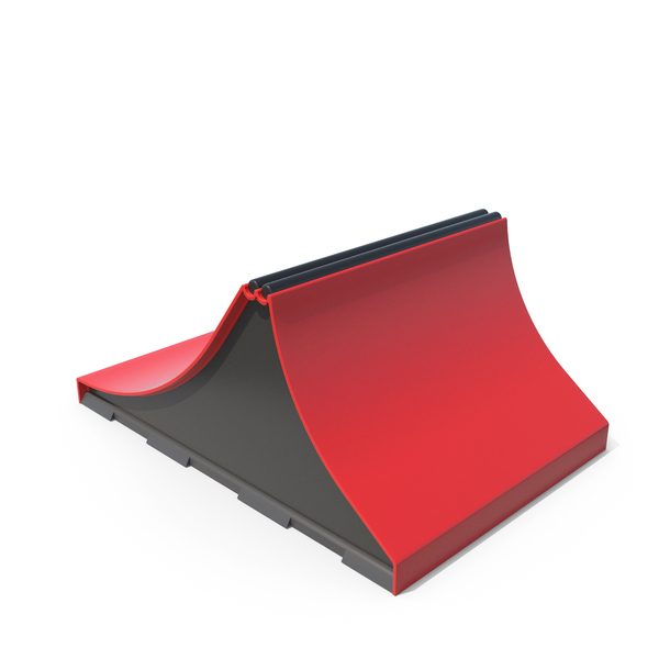 Skate Ramp: SkateBoard Ramps Red PNG & PSD Images