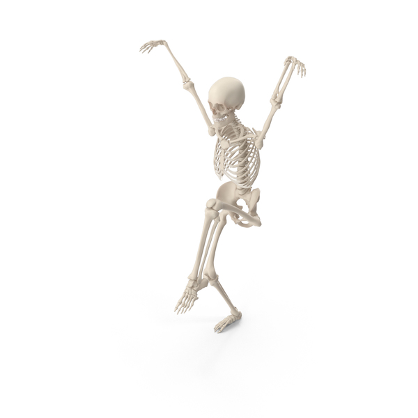 Skeleton Karate Kid Crane PNG & PSD Images