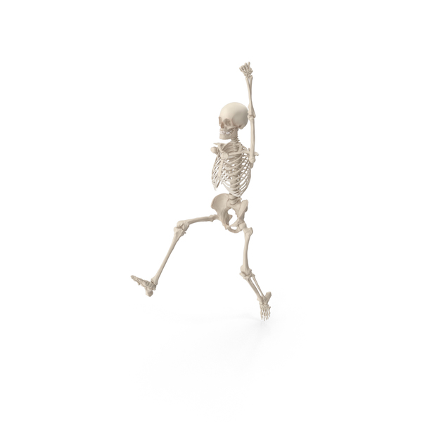 Male: Skeleton Mario Jump PNG & PSD Images