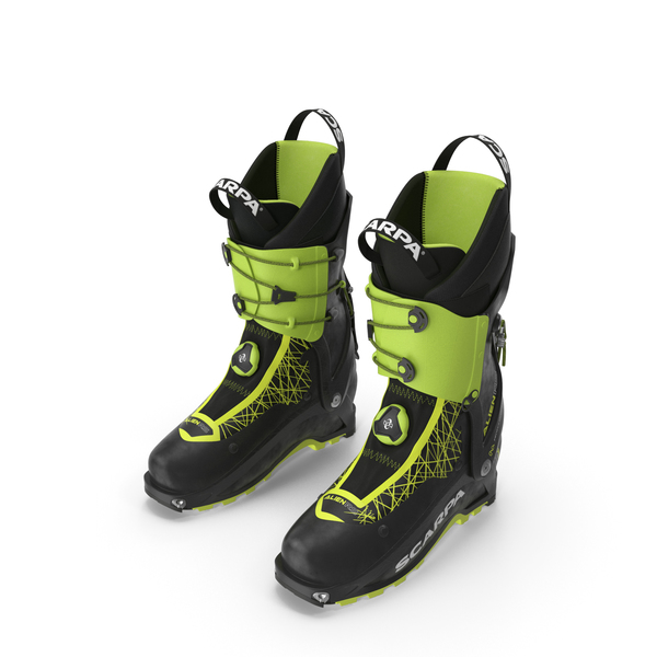 Ski Boots PNG & PSD Images
