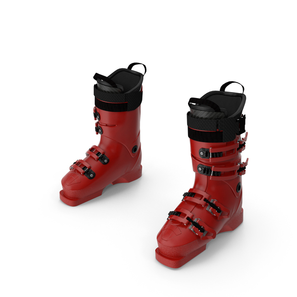 Ski Boots Generic PNG & PSD Images