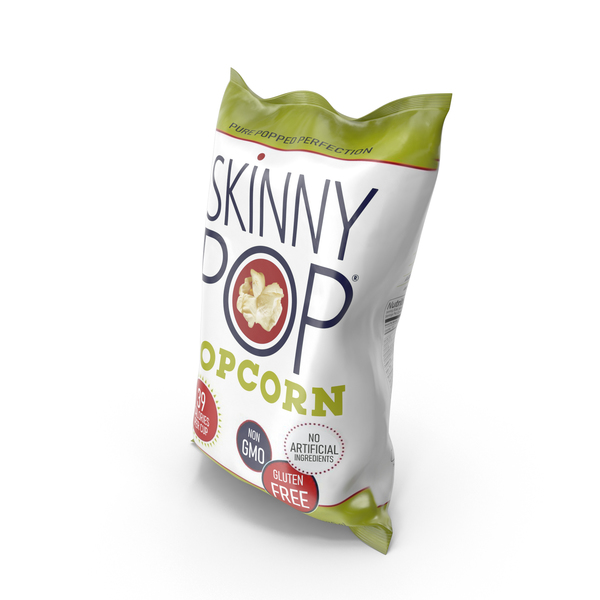 SkinnyPop Popcorn PNG & PSD Images