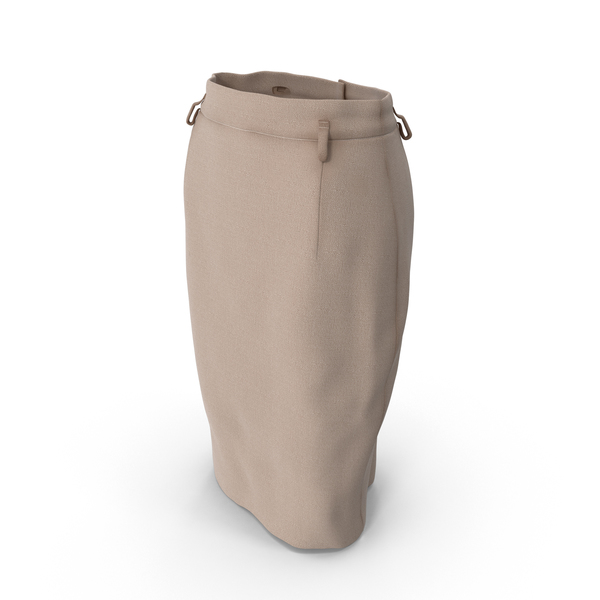 Skirt Beige PNG & PSD Images
