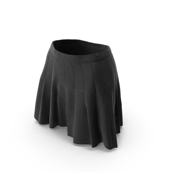 Skirt Black PNG & PSD Images