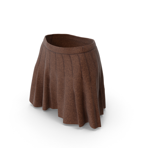 Skirt Brown PNG & PSD Images