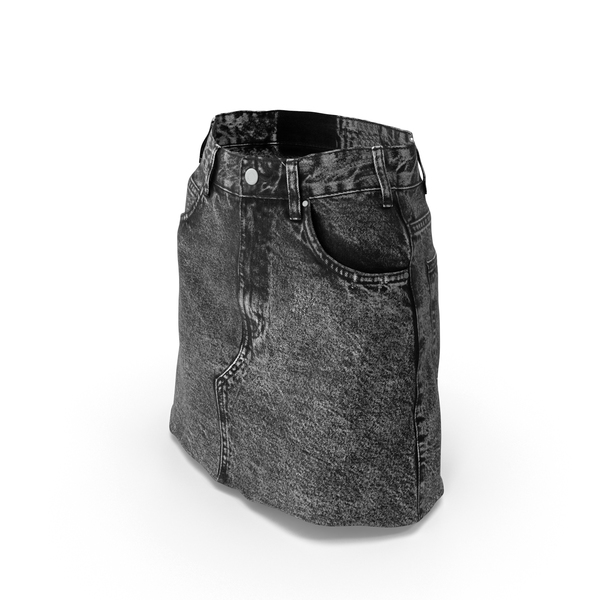 Skirt Dark Gray PNG & PSD Images