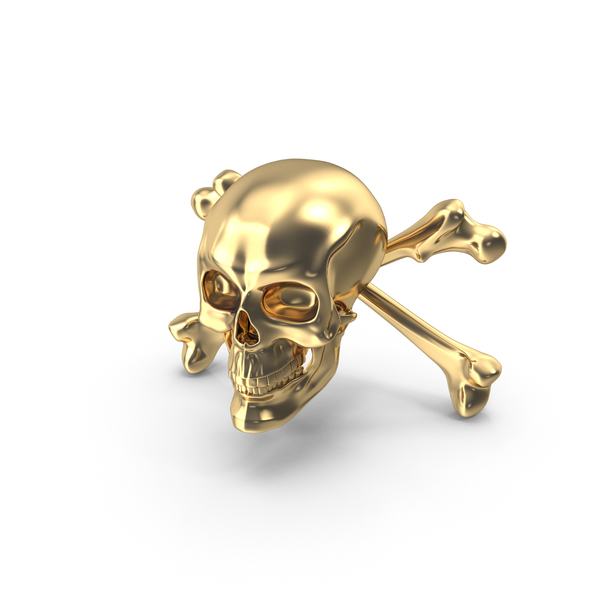 Skull and Bones PNG & PSD Images