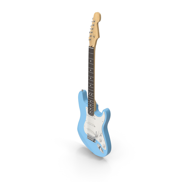 Electric: Sky Guitar PNG & PSD Images