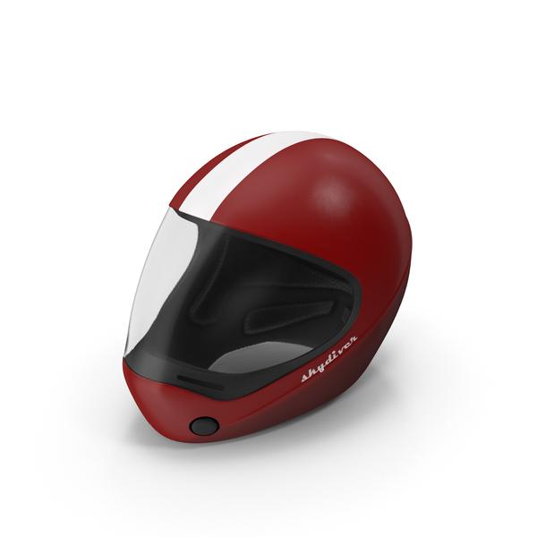 Skydiving Sport Helmet PNG & PSD Images