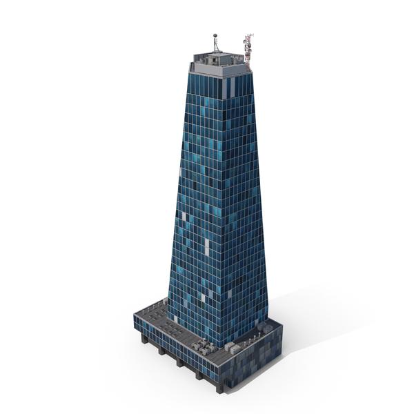Skyscraper Building PNG & PSD Images