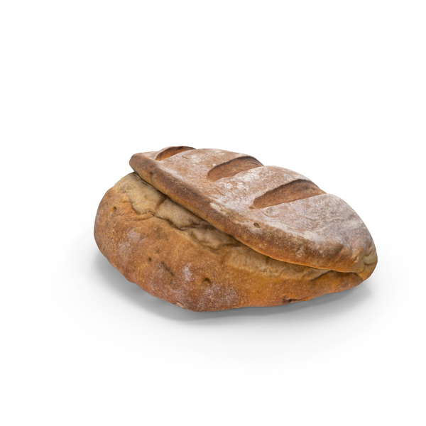 Slap and Fold Sourdough Bread PNG & PSD Images