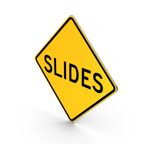 Slides New York State Road Sign PNG & PSD Images