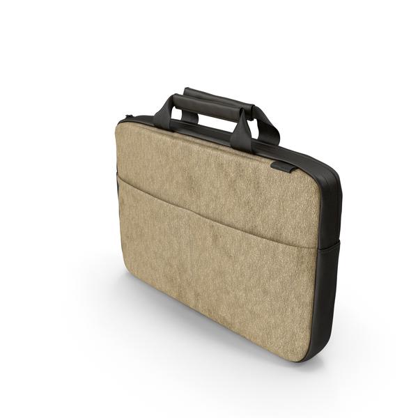 Bag: Slim Laptop Brief PNG & PSD Images