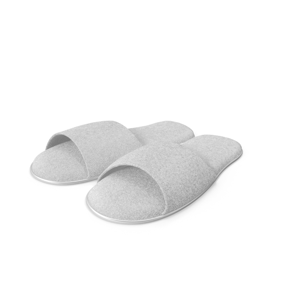 Slippers for Spas and Hotels PNG & PSD Images