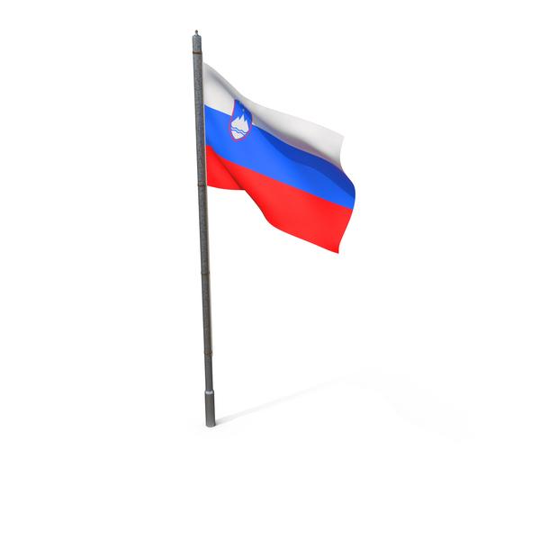 Slovenia Flag PNG & PSD Images