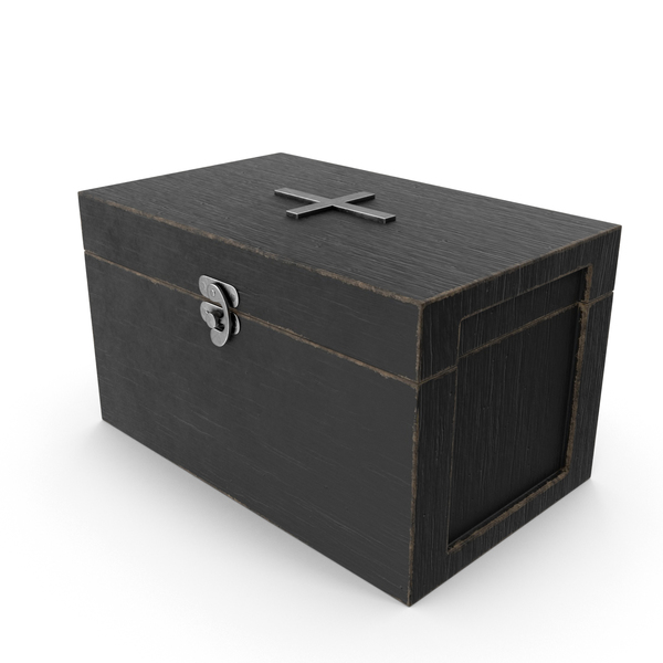 Coffin: Small Casket PNG & PSD Images