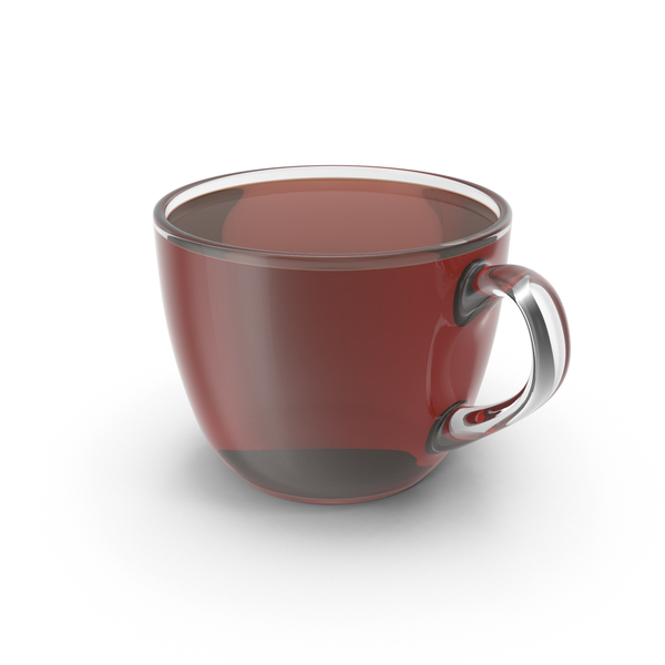 Small Cup with Tea PNG & PSD Images