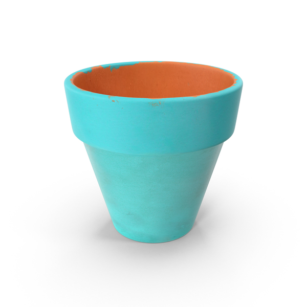 Small Flower Pot PNG & PSD Images