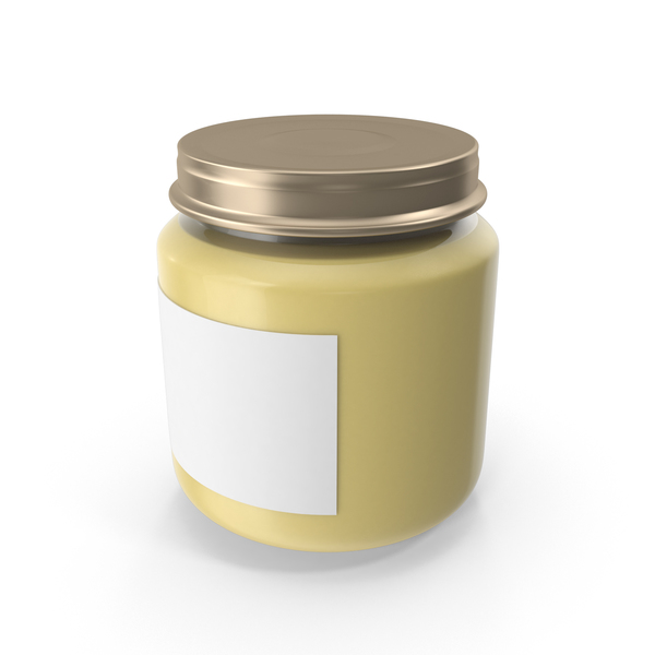 Small Food Jar PNG & PSD Images