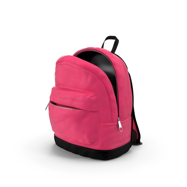 Small Kids Backpack PNG & PSD Images