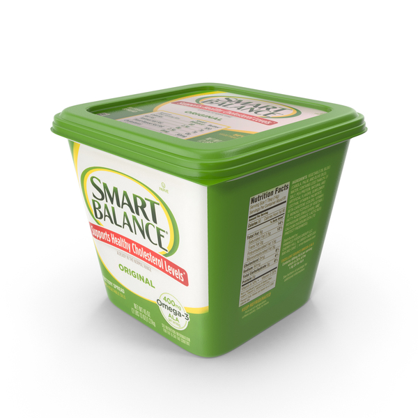 Butter: Smart Balance Original PNG & PSD Images