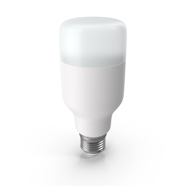 Smart LED Bulb PNG & PSD Images