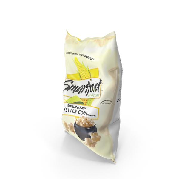 Smartfood Kettle Corn PNG & PSD Images