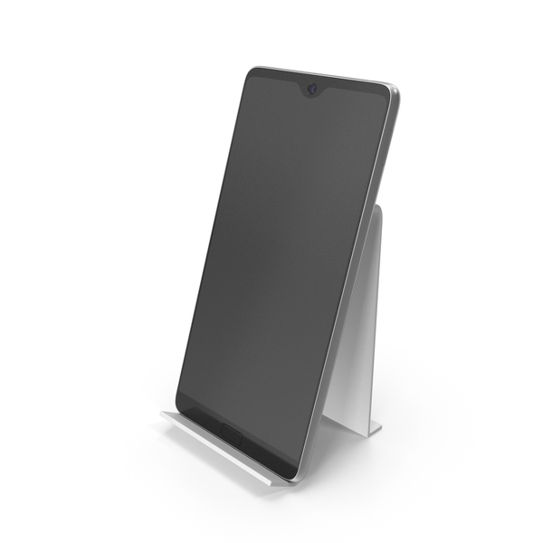 Cell Phone Mount: Smartphone Stand Holder PNG & PSD Images