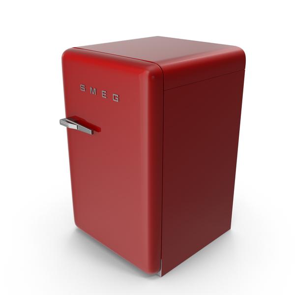 Smeg Refrigerator PNG & PSD Images