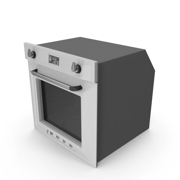 Smeg SFP6925XPZE1 Oven PNG & PSD Images