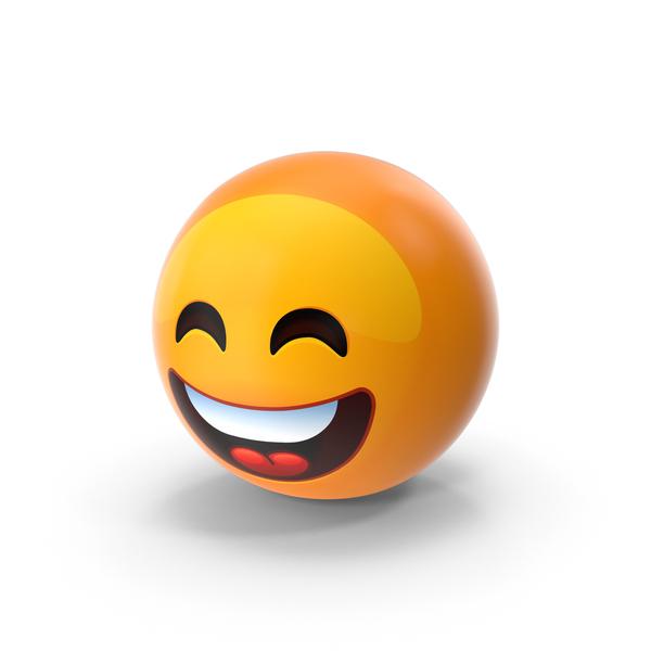 Facial Expression: Smile Emoji PNG & PSD Images