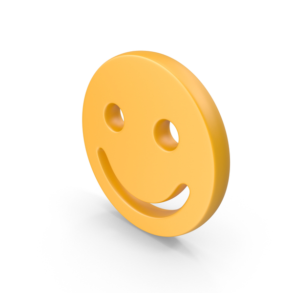 Smiley Face Symbol Object