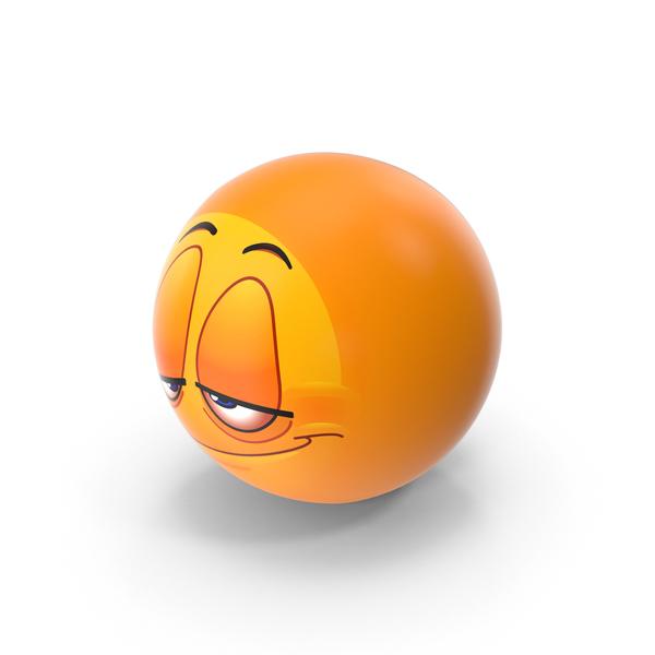 Smirking Emoji PNG & PSD Images