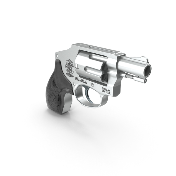 Smith & Wesson 642 Pro PNG & PSD Images