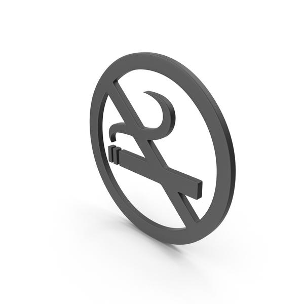Smoking Ban Symbol PNG & PSD Images