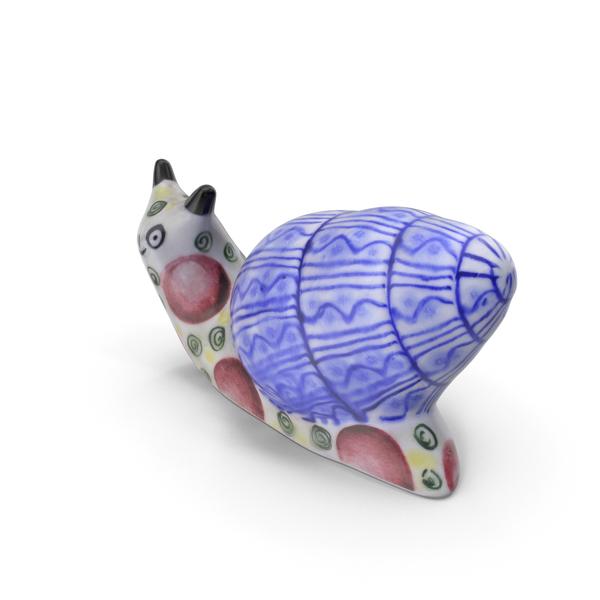 Sculpture: Snail PNG & PSD Images