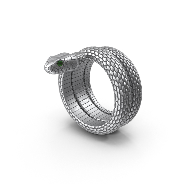 Snake Ring Metal PNG & PSD Images