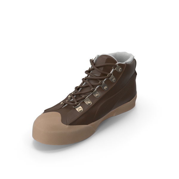 Sneakers Brown PNG & PSD Images