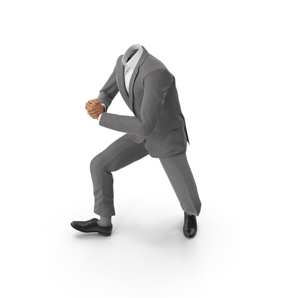 Clothing: Sneaks Up Suit Grey PNG & PSD Images