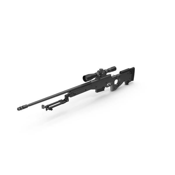 Sniper Rifle PNG & PSD Images