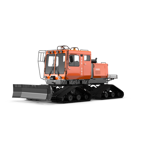 Sno Cat Object